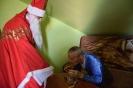 Mikołaj w DPS-ie im.o Pio